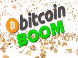 boom del bitcoin