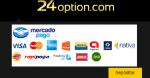 deposito minimo en 24 option