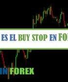 que es el buy stop en forex