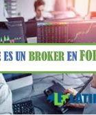 que es un broker en forex