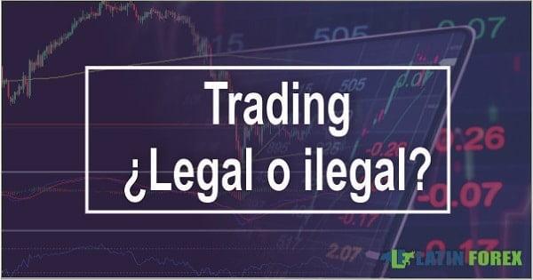 Trading legal o ilegal