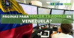 trading en venezuela
