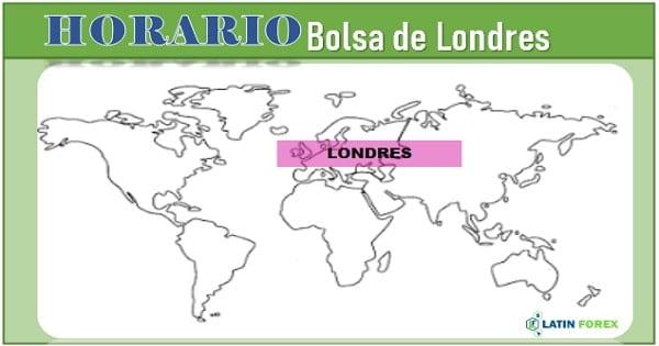 A que hora abre la bolsa de Londres