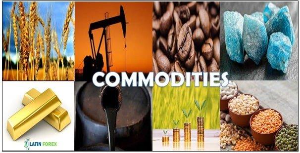 Commodities mas importantes a nivel mundial
