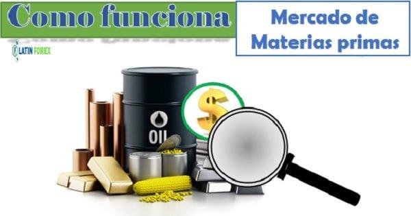Mercado de commodities