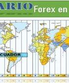 Horarios Forex recomendados en Ecuador