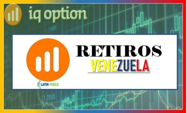 IQ Option en Venezuela depositos y retiros