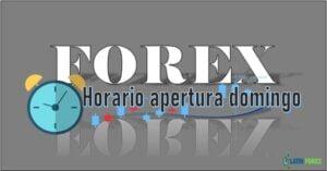 Forex abre el spread sesiones