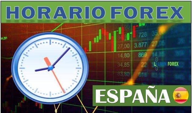 Horario mercado Forex España