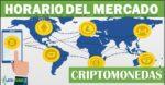 Hora que abre el mercado de criptomonedas