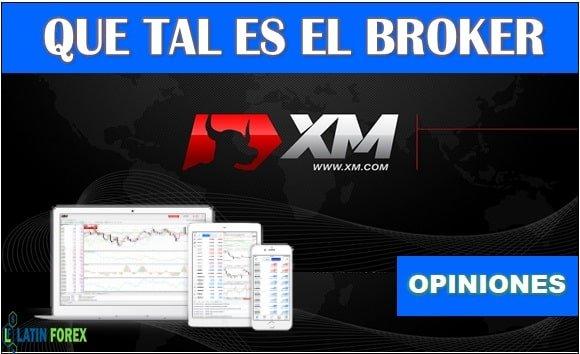 Opiniones sobre el broker XM