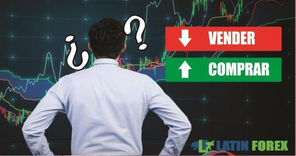 Comprar y vender en trading